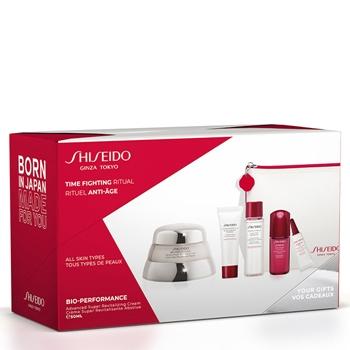 Shiseido Bio-Performance Advanced Super Revitalizing Cream Estuche 50 ml + 4 Productos + Neceser