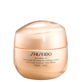 Benefiance Overnight Wrinkle Resisting Cream de Shiseido