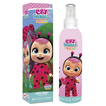 Cry Babies Body Spray de Cry Babies