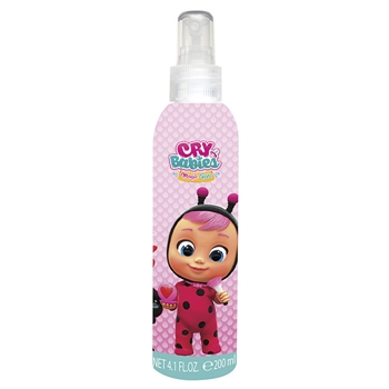 Cry Babies Cry Babies Body Spray 200 ml Vaporizador