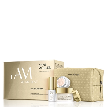 Anne Möller GOLDÂGE Extra Rich Restorative Cream SPF15 Estuche 50 ml + 2 Productos + Neceser