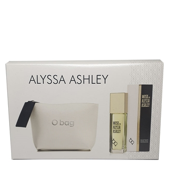 Alyssa Ashley MUSK EDT Estuche 50 ml Vaporizador + Neceser