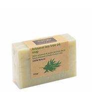 Jabón Artesanal Aceite de Árbol de Té de Arganour