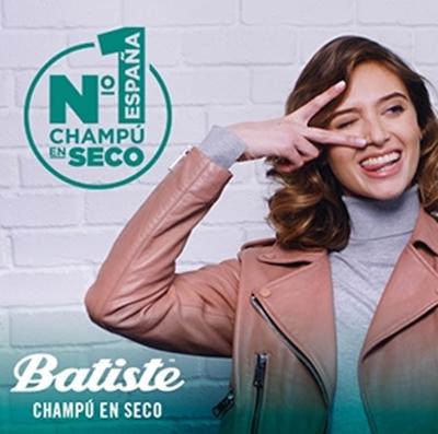 BATISTE // Comprar Champú en Seco Online Baratos