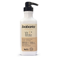Body Milk Vitamina E de Babaria