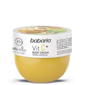 Body Cream Vitamina C de Babaria