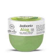 Crema Corporal en Gel Aloe Puro 100% de Babaria