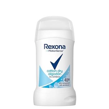 Rexona Algodón Desodorante Stick 40 ml
