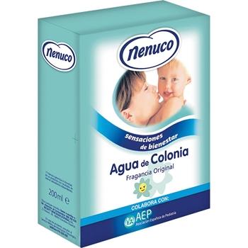 Agua de Colonia Cristal de Nenuco
