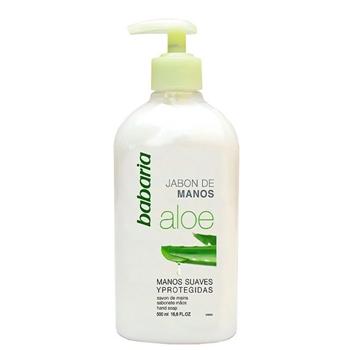 Jabón de Manos Aloe Vera de Babaria