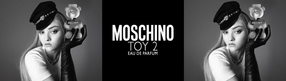 Moschino Perfumes, Colonias y Fragancias - Paco Perfumerías