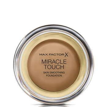 Max Factor Miracle Touch Foundation Nº 85 Caramel