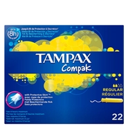 COMPAK Regular de TAMPAX
