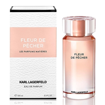 Fleur de Pêcher de Karl Lagerfeld