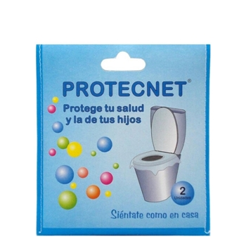 Protecnet Protector WC 2 Unidades
