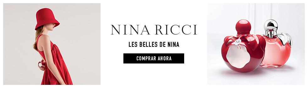 Nina Ricci. Perfumes, fragancias y colonias al mejor precio. comprar online Paco Perfumeria