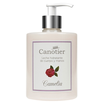Leche Hidratante Camelia de Canotier
