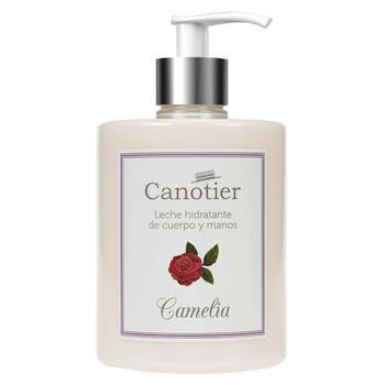 Canotier Leche Hidratante Camelia 500 ml