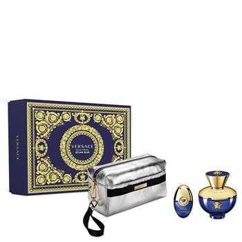 Versace Dylan Blue pour Femme Estuche 100 ml Vaporizador + 10 ml Vaporizador + Neceser