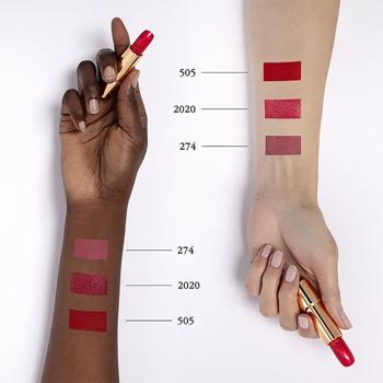 L'Absolu Rouge Cream x Chiara Ferragni de Lancôme