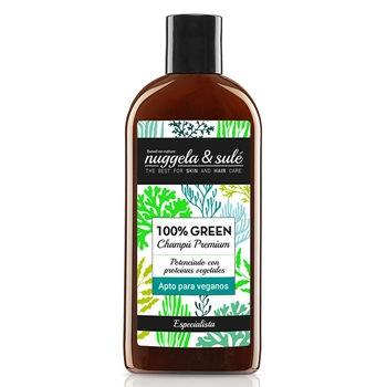 Nuggela & Sulé Champú 100% Green 250 ml