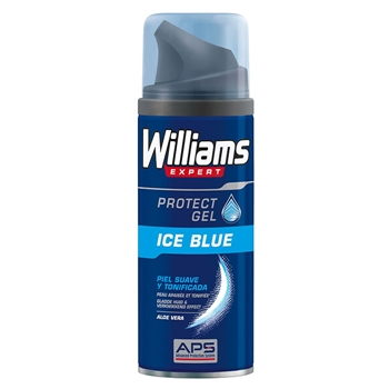 ICE BLUE GEL DE AFEITADO de Williams