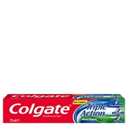 Triple Action Dentífrico de Colgate