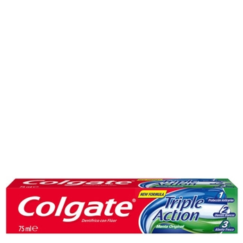 Colgate Triple Action Dentífrico 75 ml
