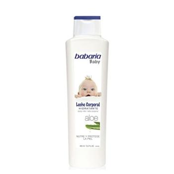 Babaria Baby Leche Corporal Hidratante 400 ml