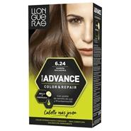 Color Advance Nº 6.24 Marrón Macadamia de LLONGUERAS