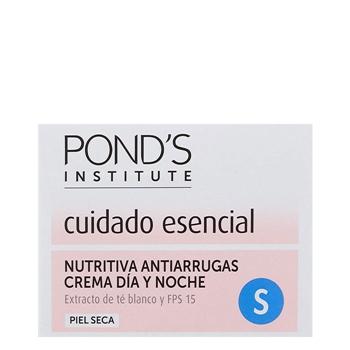 Cuidado Esencial Nutritiva Antiarrugas de Pond's