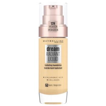 Maybelline Dream Satin Liquid Nº 21 Nude