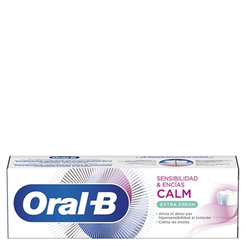 Oral-B Calm Extra Fresh Pasta Dentífrica 75 ml