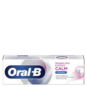 Oral-B Calm Original Pasta Dentífrica 75 ml