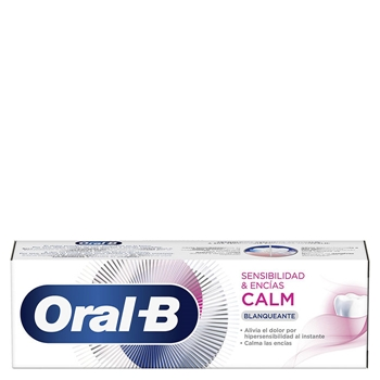 Calm Blanqueante Pasta Dentífrica de Oral-B