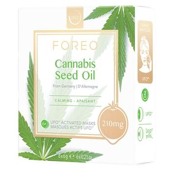UFO ™ Cannabis Seed Oil Mask de FOREO