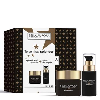 Bella Aurora SPLENDOR 60 Tratamiento Redensificante Día Estuche 50 ml + Splendor 60 Sérum Reafirmante 30 ml
