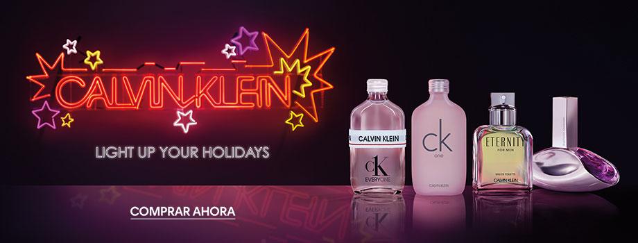 Calvin Klein Perfumes, Colonias y Fragancias - Paco Perfumerías