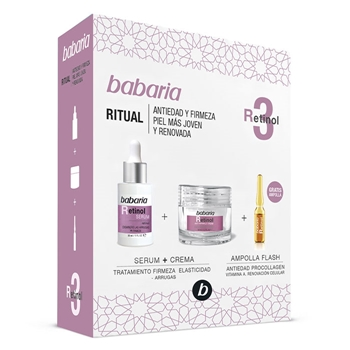 Babaria Retinol Estuche 3 Productos