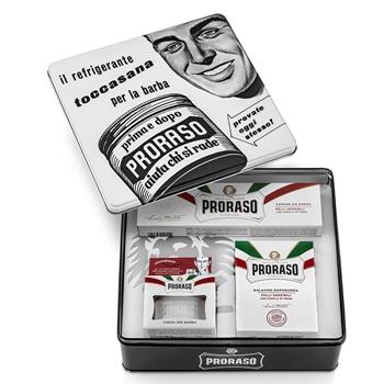 PRORASO Afeitado Vintage Piel Sensible Estuche 3 Productos