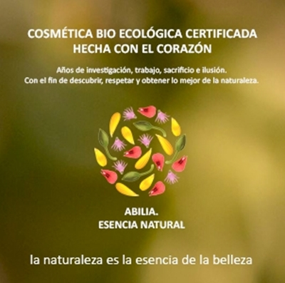 Cosmética Natural ABILIA // Comprar al mejor precio