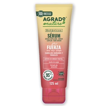Agrado Nature Sérum Pro Fuerza 125 ml