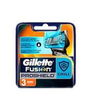FUSION PROSHIELD CHILL Recambios de Gillette