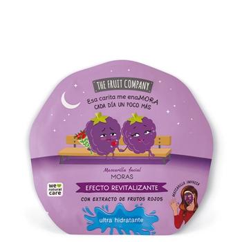 The Fruit Company Mascarilla Facial Moras 1 Unidad