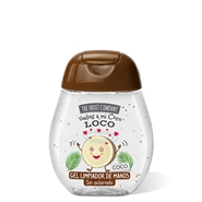 Gel Limpiador Manos Coco de The Fruit Company