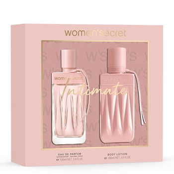 Women's Secret Intimate Estuche 100 ml + Body Lotion 200 ml