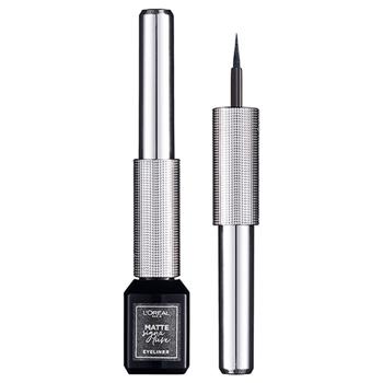 L'Oréal Matte Signature Liner Metallic Nº 12 Platini Metal