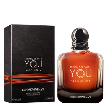 STRONGER WITH YOU ABSOLUTELY de Armani