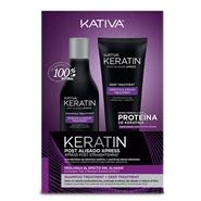 Keratin Post Alisado Brasileño Xpress de KATIVA
