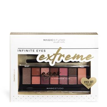 IDC INSTITUTE Magic Studio Extreme Eyes Estuche 14 Productos